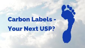 carbon labels